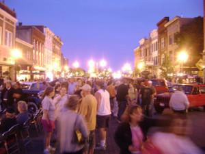 Downtown Glens Falls